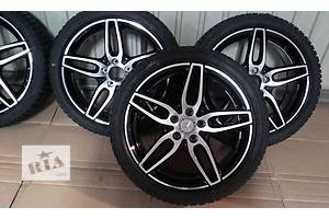 Новые диски с шинами Mercedes CLA 45 AMG