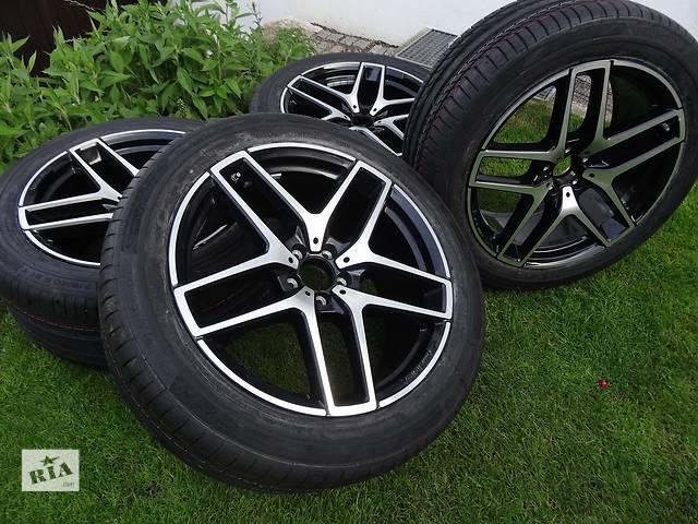 продам  диск с шиной для легкового авто Mercedes GLE-Class COUPE AMG 275/45/21 315/40/21 бу в Ужгороде