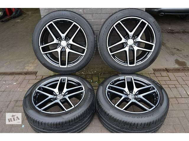 купить бу  диск с шиной для легкового авто Mercedes GLE-Class COUPE .R21 AMG в Ужгороде