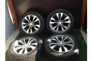 Новые диски с шинами Mercedes GLE-Class