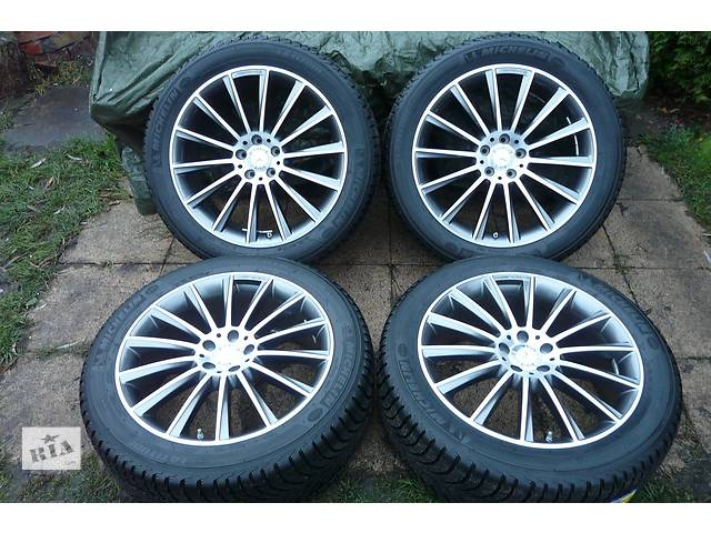 купить бу  диск с шиной для легкового авто Mercedes GLK-Class GLC 43 AMG в Ужгороде