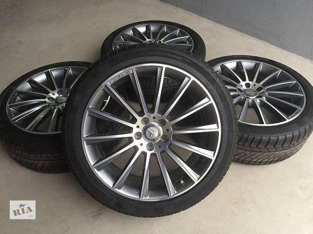 купить бу  диск с шиной для легкового авто Mercedes S-Class AMG W222 в Ужгороде