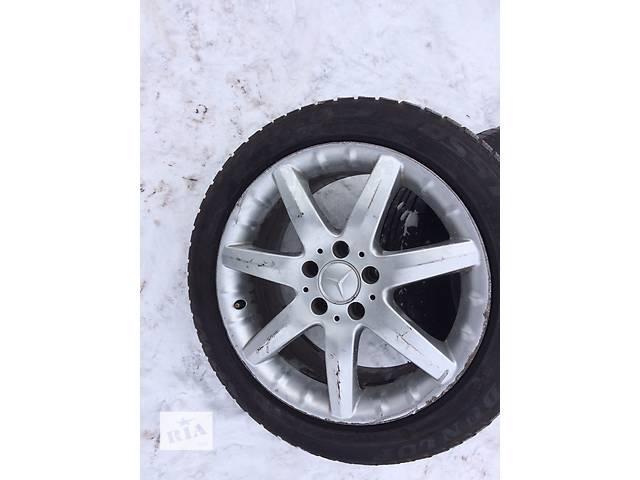 Диск с шиной для легкового авто Mercedes- объявление о продаже  в Львове