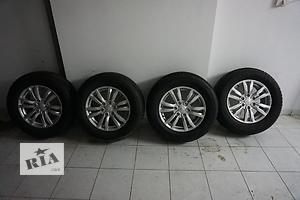 Новые диски с шинами Mitsubishi Pajero