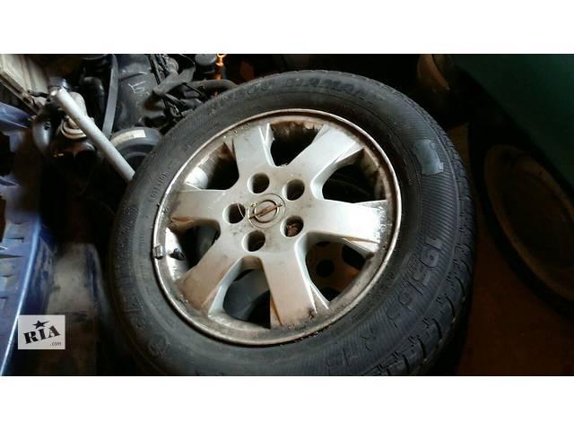 Диск с шиной для легкового авто Opel Astra G- объявление о продаже  в Изюме