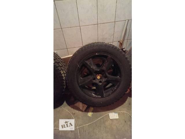 бу диск с шиной для легкового авто Porsche Cayenne в Харькове