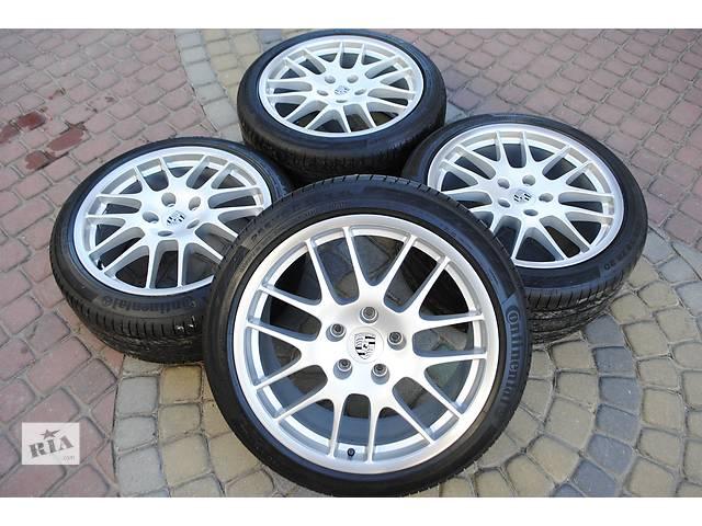 купить бу  диск с шиной для легкового авто Porsche Panamera Turbo RS SPYDER  R20 в Ужгороде