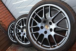 диски с шинами Porsche