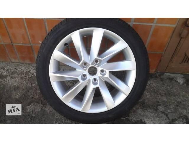 Диск с шиной для легкового авто Skoda- объявление о продаже  в Ровно