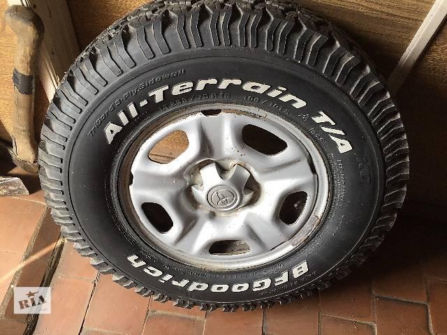 продам Диск с шиной для легкового авто Toyota бу в Киеве
