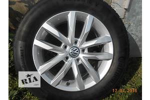 Новые диски с шинами Volkswagen Passat B8
