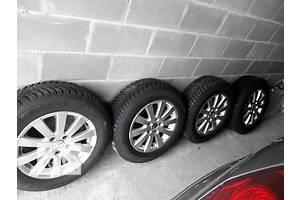 Диски с шинами Volkswagen Tiguan