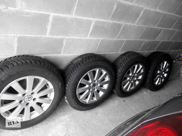 Диск с шиной для легкового авто Volkswagen Tiguan- объявление о продаже  в Кривом Роге (Днепропетровской обл.)