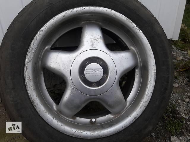 купить бу  Диск с шиной для легкового авто Volkswagen в Ивано-Франковске