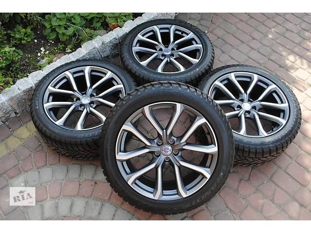 купить бу  диск с шиной для легкового авто Volvo XC90 2016 в Ужгороде