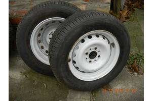 Новые диски с шинами ВАЗ 2102