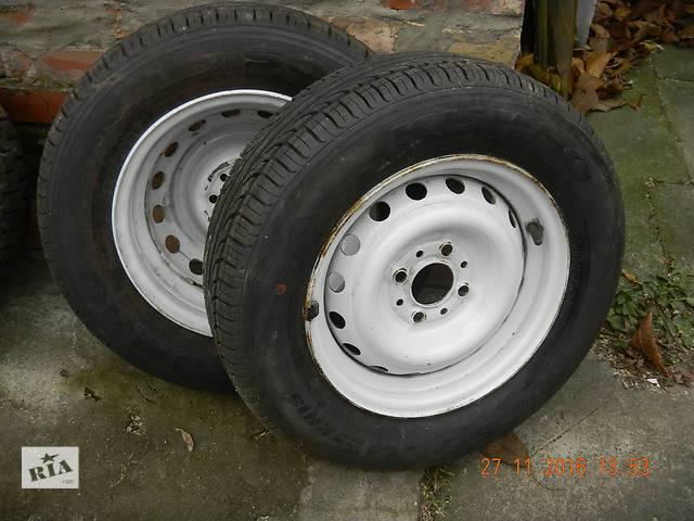 бу Новые диски с шиной для универсала ВАЗ 2102 1976 в Вышгороде