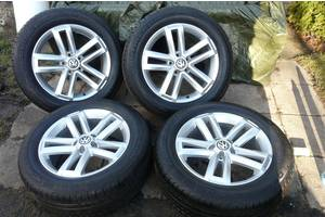Новые диски с шинами Volkswagen Amarok
