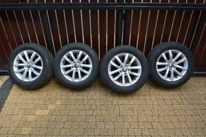 диски с шинами Volkswagen Sharan