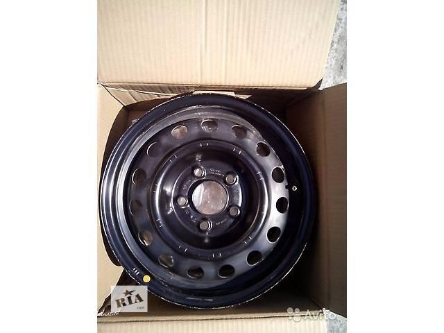 продам Оригинальный диск стальной Kia Ceed 52910-A6000, 6,0JХ15, 5x114,3, DIA 67.1, ET 46 бу в Харькове