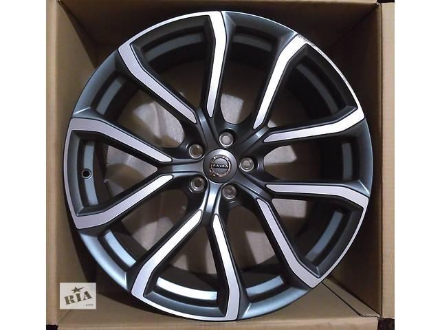 Диск Volvo XC90  New  R20    31414515    5-Double Spoke Matt Tech Black Diamond Cut- объявление о продаже  в Киеве
