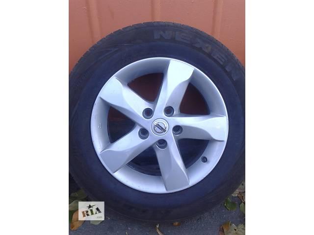 продам  Диск з шиною для легкового авто Nissan Qashqai бу в Виннице