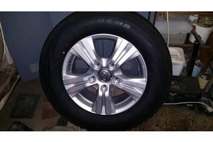 Новые диски с шинами Lexus LX
