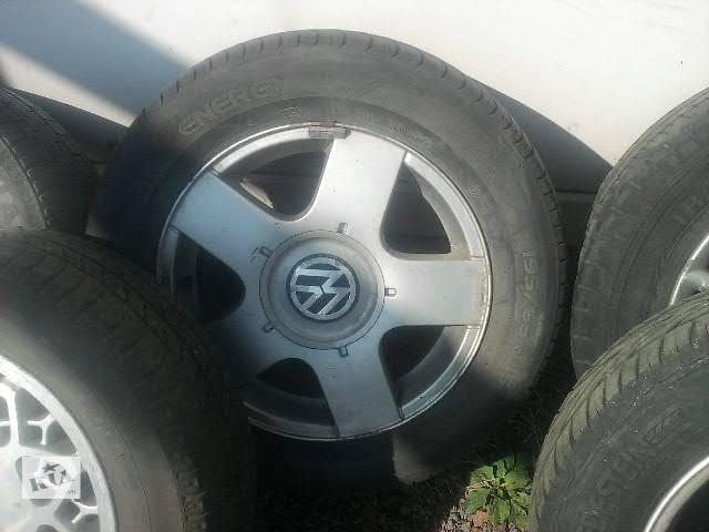 бу Диск 15 Легковой Volkswagen в Бродах