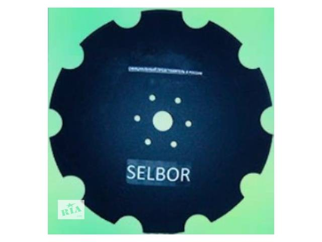 Диск БДМ 560 (Турция) SELBOR - Швейцарская борированная сталь- объявление о продаже  в Симферополе