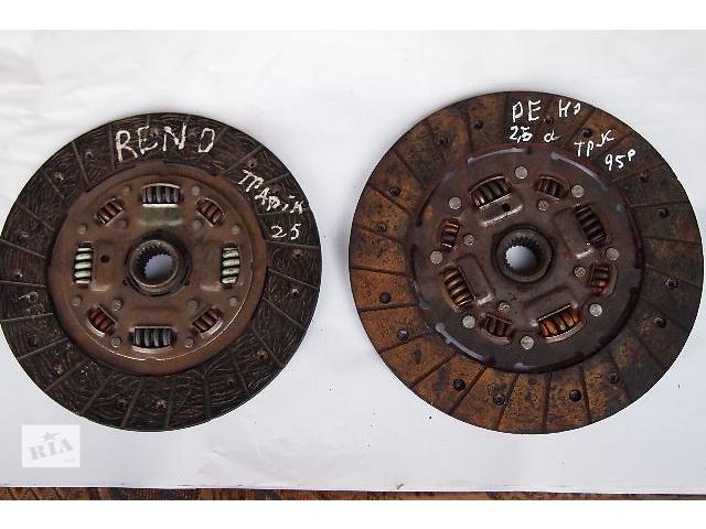 купить бу диск фрикционный \ферридо\ на рено трафик 1990 по 1996рв мотри 2.5 д 2.1 д 2.2 бензин все оригинал есть иное по мотору кпп в Черновцах