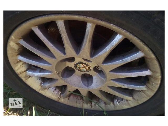 продам Диск литой 16,,17 Легковой Alfa Romeo 147 бу в Ивано-Франковске