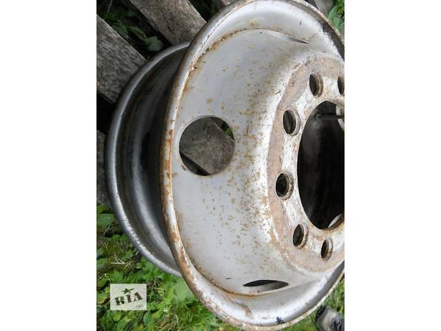 бу б/у Колеса и шины Диск металический Диск Прицепы 17.5 в Ковеле
