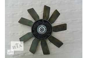 б/у Вискомуфта/крыльчатка вентилятора Mercedes Sprinter