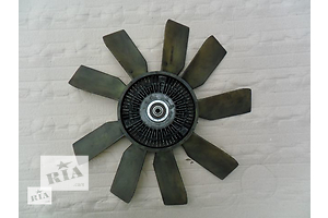 б/у Вискомуфта/крыльчатка вентилятора Mercedes Vito груз.
