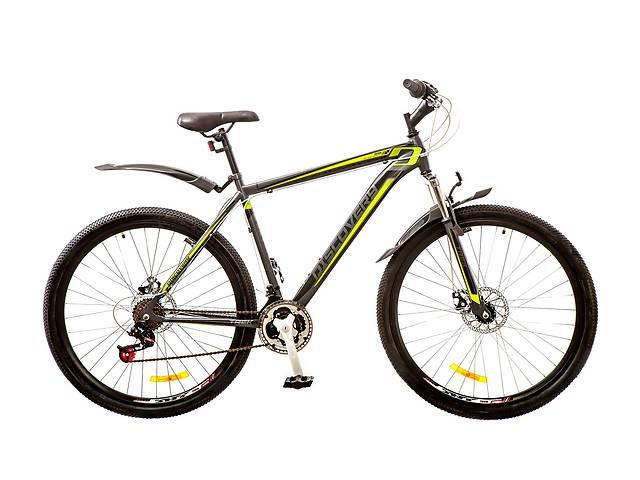 продам Дисковый горный велосипед 29 DISCOVERY TREK DD 2017 бу в Харькове