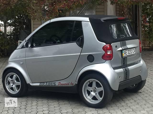 продам Диски 3х112 R15 с летней резиной для Smart 450 Fortwo, City, Cabrio бу в Днепре (Днепропетровске)