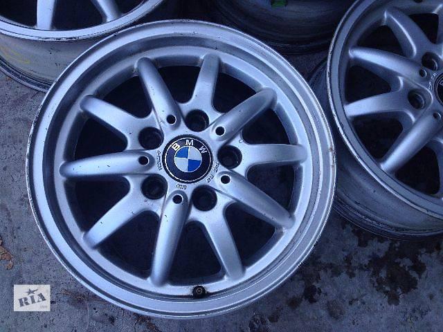 купить бу Б/у диск для легкового авто BMW в Днепре (Днепропетровске)