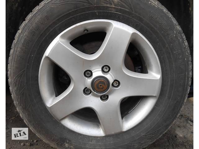 Диски Диск Титаны Титани R17 Volkswagen Touareg Туарег 2.5 2002 - 2009- объявление о продаже  в Ровно