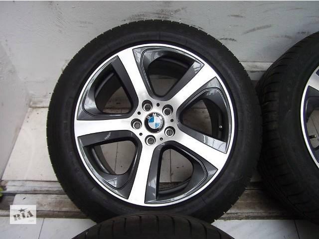 бу Диски колеса 19 R19 BMW X5, X6 E70 E71 F15 F16 styling стиль 490, 255/50/19. Каталожный номер диска:  6858525 в Луцке