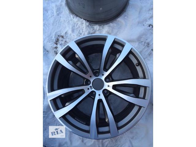бу Диски колеса 20 R20 BMW X5, X6 E70 E71 F15 F16 styling стиль 469, 275/40/29 315/35/20. 7846790, 7846791 в Луцке