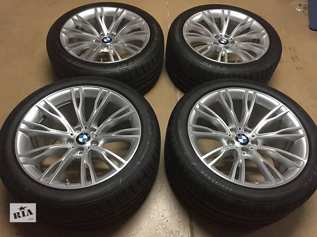 купить бу Диски колеса 20 R20 BMW X5, X6 E70 E71 F15 F16 styling стиль 551, 275/40/20 315/35/20; 7847310, 7847311  в Луцке