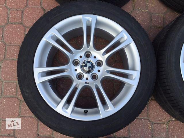 продам Диски колеса BMW 5 6 7 f10 f11 f12 f07 f01 R18 M M-power 350 стиль styling. Каталожные номера дисков: 7842650, 7842651 бу в Луцке