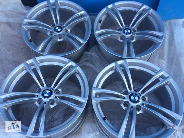 купить бу Диски BMW 5 F10 6 F12 GT f07, 7 f01 19 408 М стиль 2284252 2284253 в Луцке