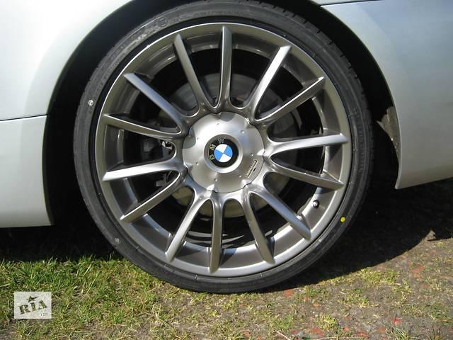 бу Диски колеса BMW M M-Power 5, 6, 7 F07 GT F10 F11 F12 F13 F01 F02 19 R19 styling 228 стиль 245/45/19 в Луцке
