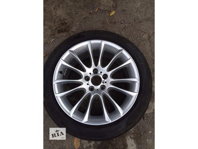 купить бу Диски колеса BMW M M-Power 5, 6, 7 GT F07 F10 F11 F12 F13 F01 F02 19 R19 styling 302 стиль 245/45 27; 7841819, 7841822 в Луцке