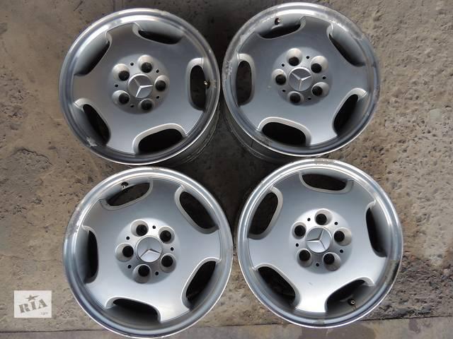 продам Диски литые Mercedes R16 5x112 7,5 j et41 E VW Мерседес по халявной цене бу в Львове