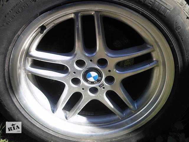 купить бу Диски литые BMW 7 Series, BMW 5 Series R18 91/2х18 Дёшево  в Ужгороде