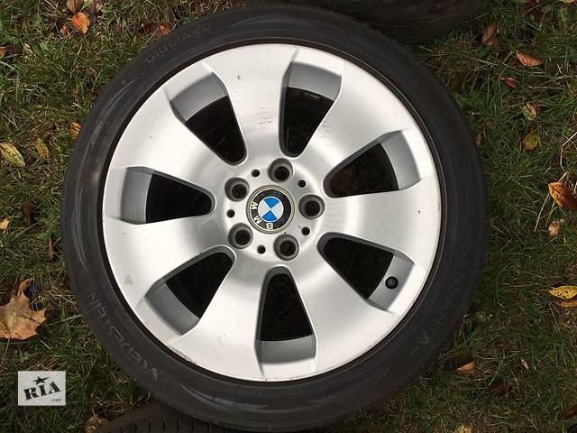купить бу Диски литые BMW R17 стиль 158 5*120 б/у в Киеве