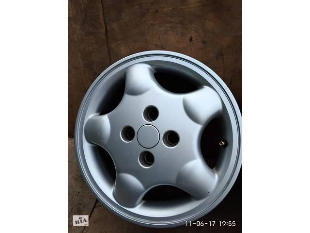Диски литые RENAULT Kangoo Megane R14(4*100)et36- объявление о продаже  в Житомире