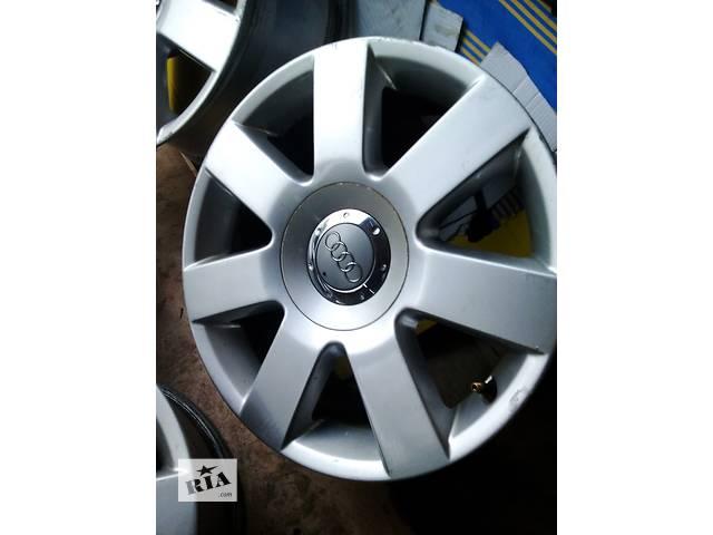 бу Диски литые Audi VW Skoda R16(5*100)et31 в Житомире
